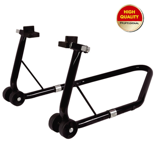 Motorcycle stand-rear