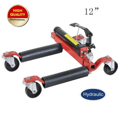 Vehicle Positioning Jack with top pump