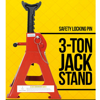3 ton jack stand with safety pin