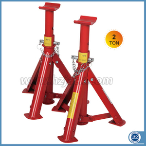 Triangle 2 Ton Foldable Jack Stand for Car Support