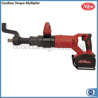 Telescoping Cordless Torque Multiplier for Truck