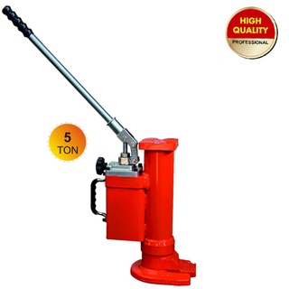 Hydraulic Jack for Heavy Machines