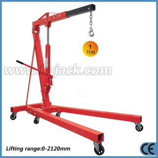 1 Ton Hydraulic Foldable Engine Crane