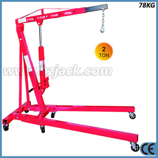 2 Ton Hydraulic Folding Engine Crane
