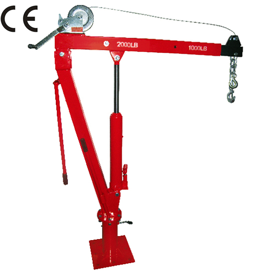Pickup Truck Crane with Winch