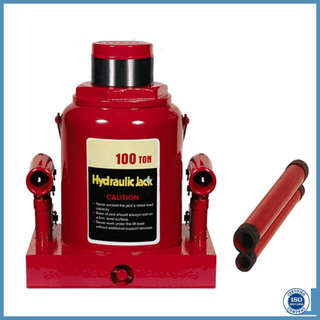 100 Ton Heavy Duty Hydraulic Bottle Jack