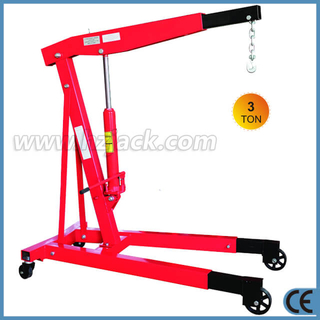 3 Ton Hydraulic Mobile Engine Crane