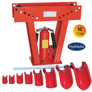 16 ton hydraulic pipe bender