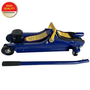 Low profile 2.5 ton trolley jack
