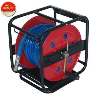 Manual type hose reel